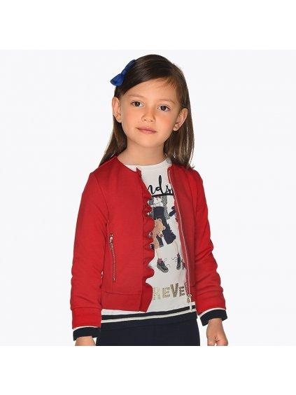 Dívčí přechodová bunda Mayoral 4425, velikost 122, obr. 20