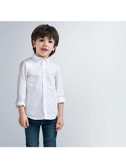 Chlapecká košile Mayoral 146, velikost 98, barva bílá, obr. 20
