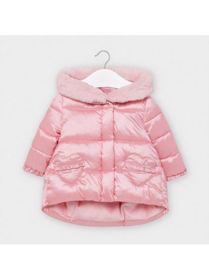 Dívčí zímní bunda Mayoral 2414, velikost 86, barva růžová, obr. 20
