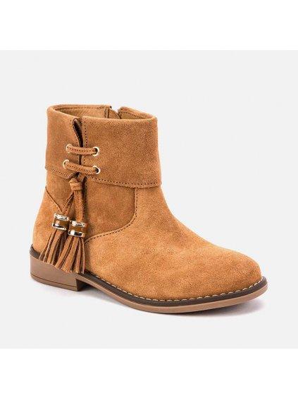 Dívčí kotníková obuv 46021, velikost 35, obr. 20