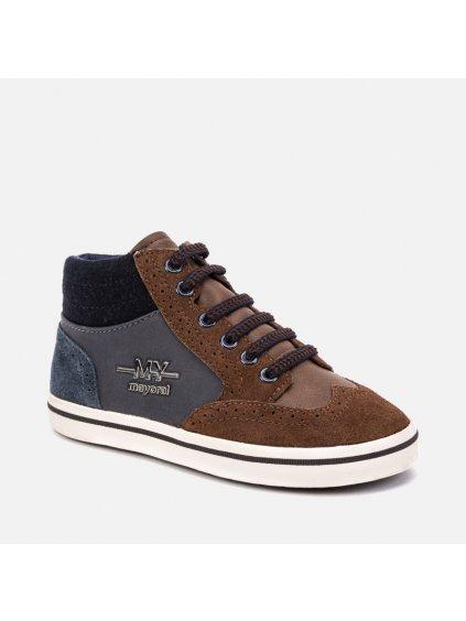 Kožená, kotníková obuv MAYORAL 44091, velikost 35, obr. 20