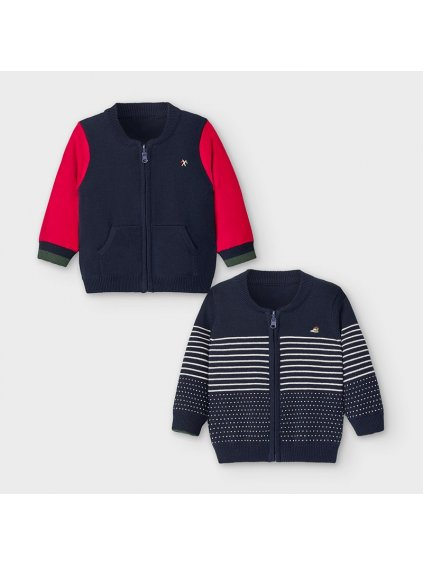 Chlapecký oboustranný svetr Mayoral 2356, velikost 98, barva modrá, červená, 8445054308269, obr. 20