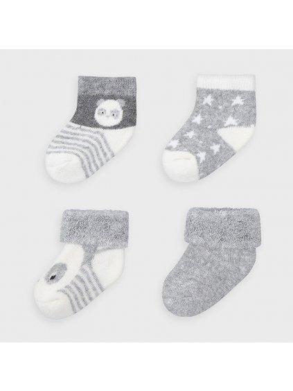 Set ponožek Mayoral 9302 - 78, velikost 6 měsíců, obr. 20