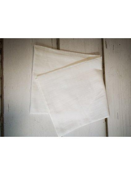 Bavlněná osuška 05, barva bílá, obr. 20