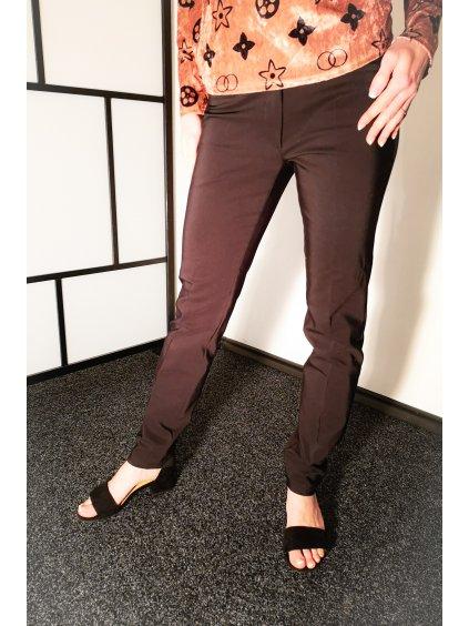 Dámské klasické kalhoty, velikost XXXL - 46, barva černá, obr. 20