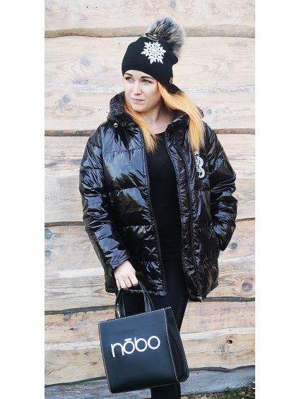 Zimní bunda 0211, barva černá, obr. 20