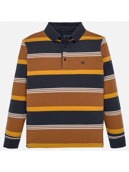 CHLAPECKÁ POLOKOŠILE MAYORAL 7110, velikost 166 (16 let), barva žlutá, oranžová, modrá, obr. 20
