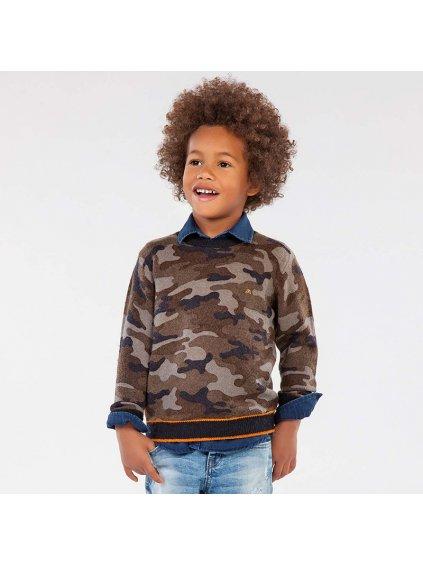 Chlapecký svetr Mayoral 4327, velikost 98, barva multi, 8445054324368, obr. 20