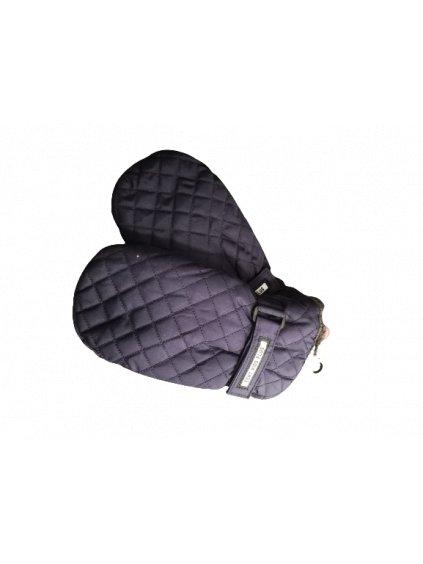 Nepromokavé rukavice 092, velikost 12 měsíců, 80 cm, barva modrá, obr. 20