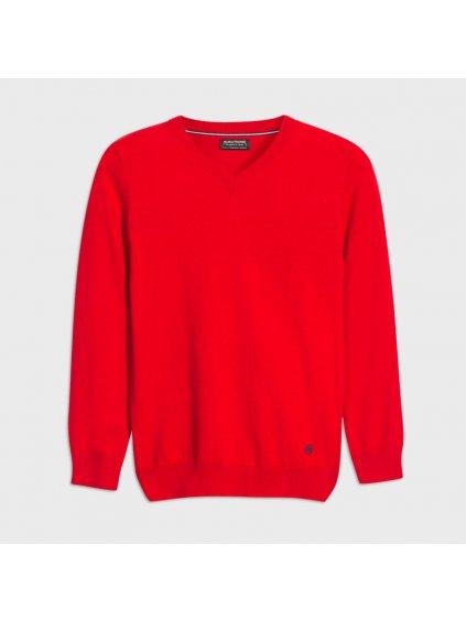 Chlapecký svetr 354-76, velikost 172 (18 let), barva červená, obr. 20