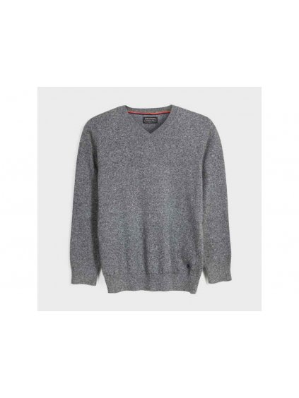 Chlapecký svetr 354-75, velikost 172 (18 let), barva šedá, obr. 20