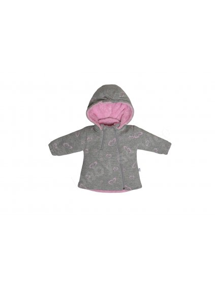 Kojenecký dívčí kabátek, velikost 98, obr. 20