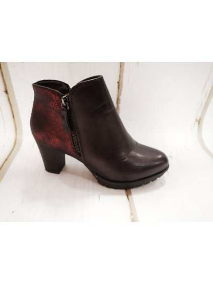 Dámská kotníková obuv 12, velikost 39, obr. 20