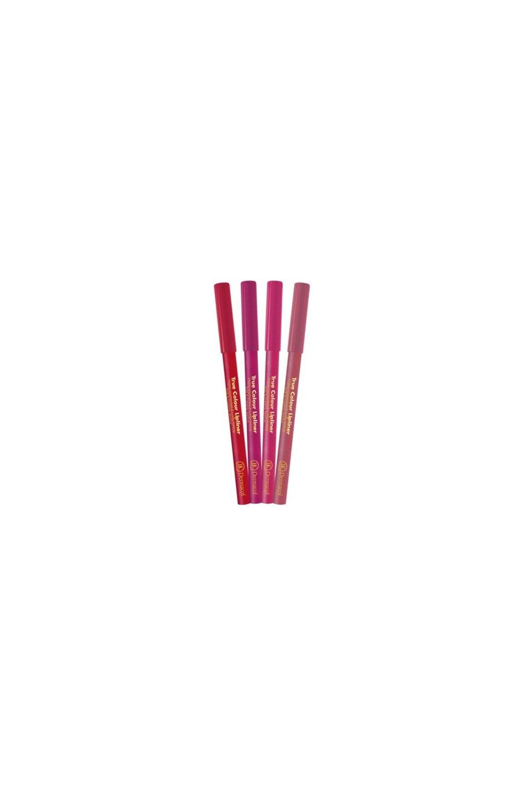 dermacol true colour lipliner konturovaci tuzka na rty 15