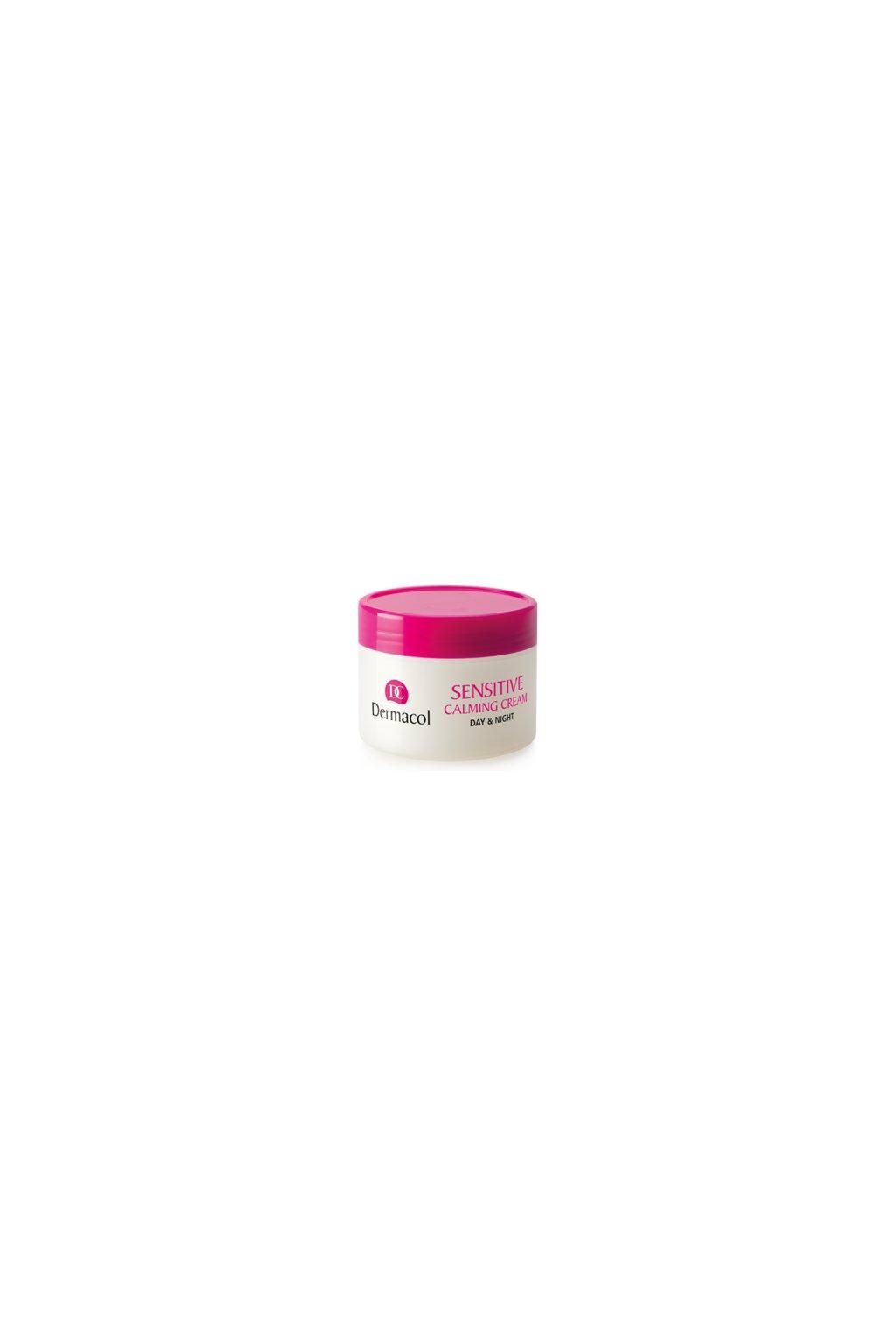 dermacol sensitive calming cream day night nocni denni krem