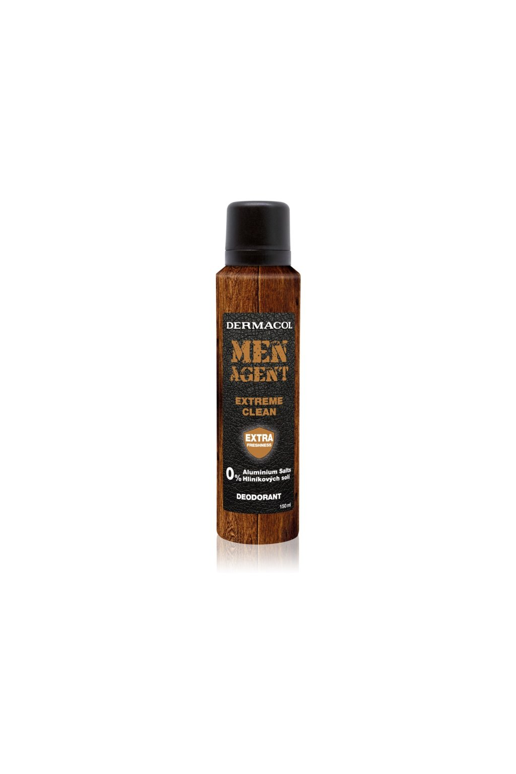 dermacol men agent extreme clean deodorant ve spreji 5