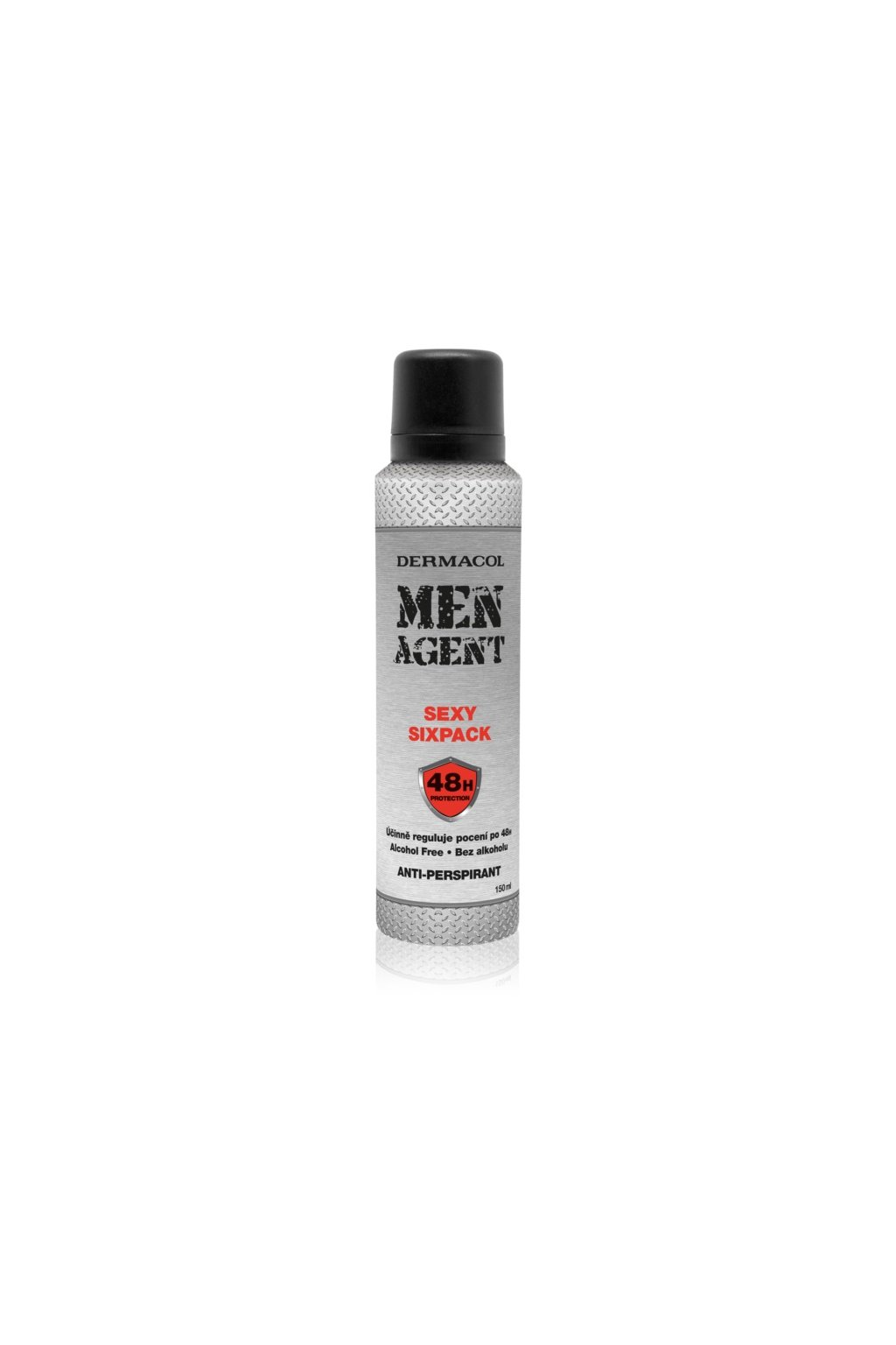dermacol men agent sexy sixpack antiperspirant 5