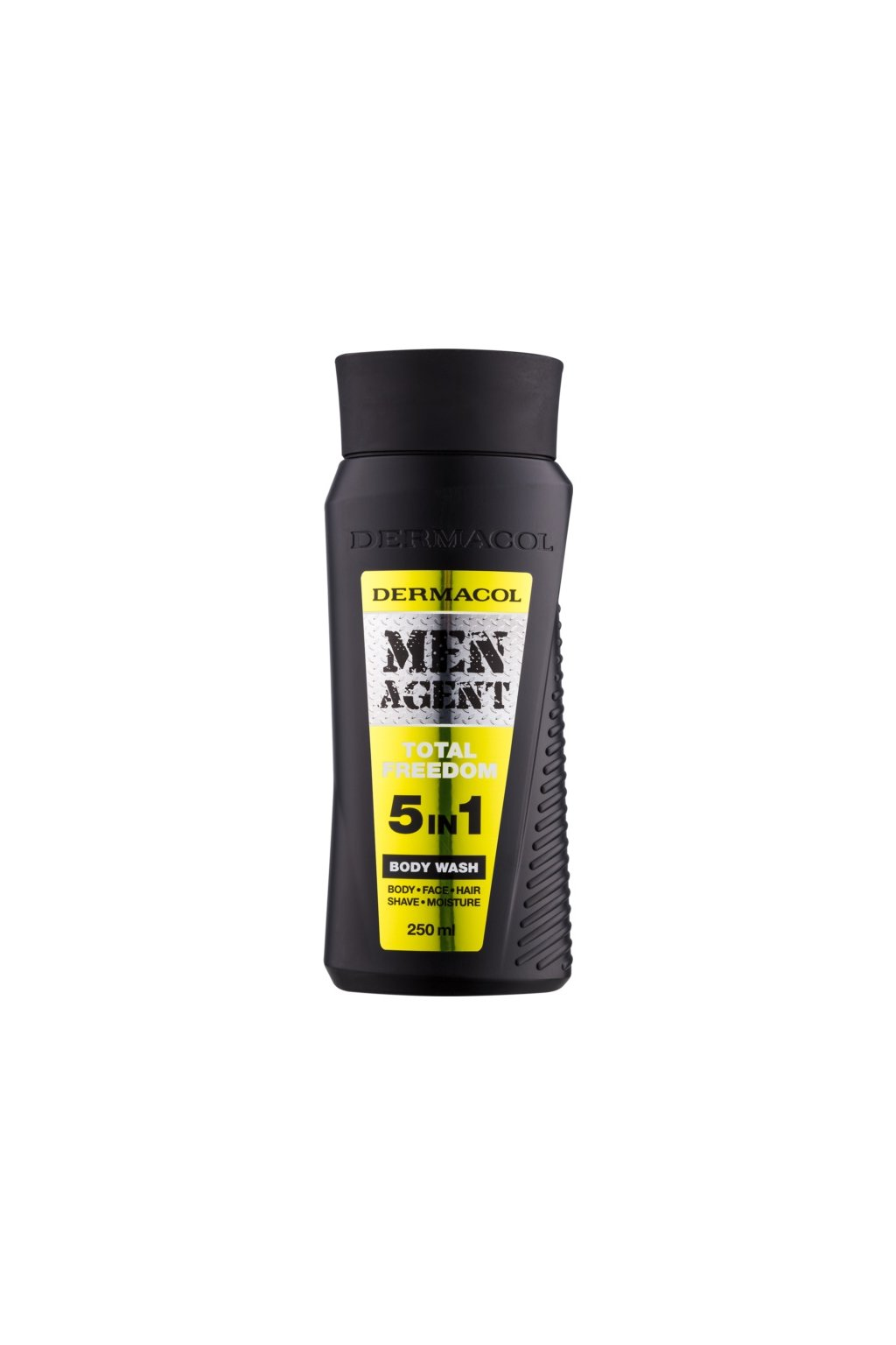 dermacol men agent total freedom sprchovy gel 5 v 1 12