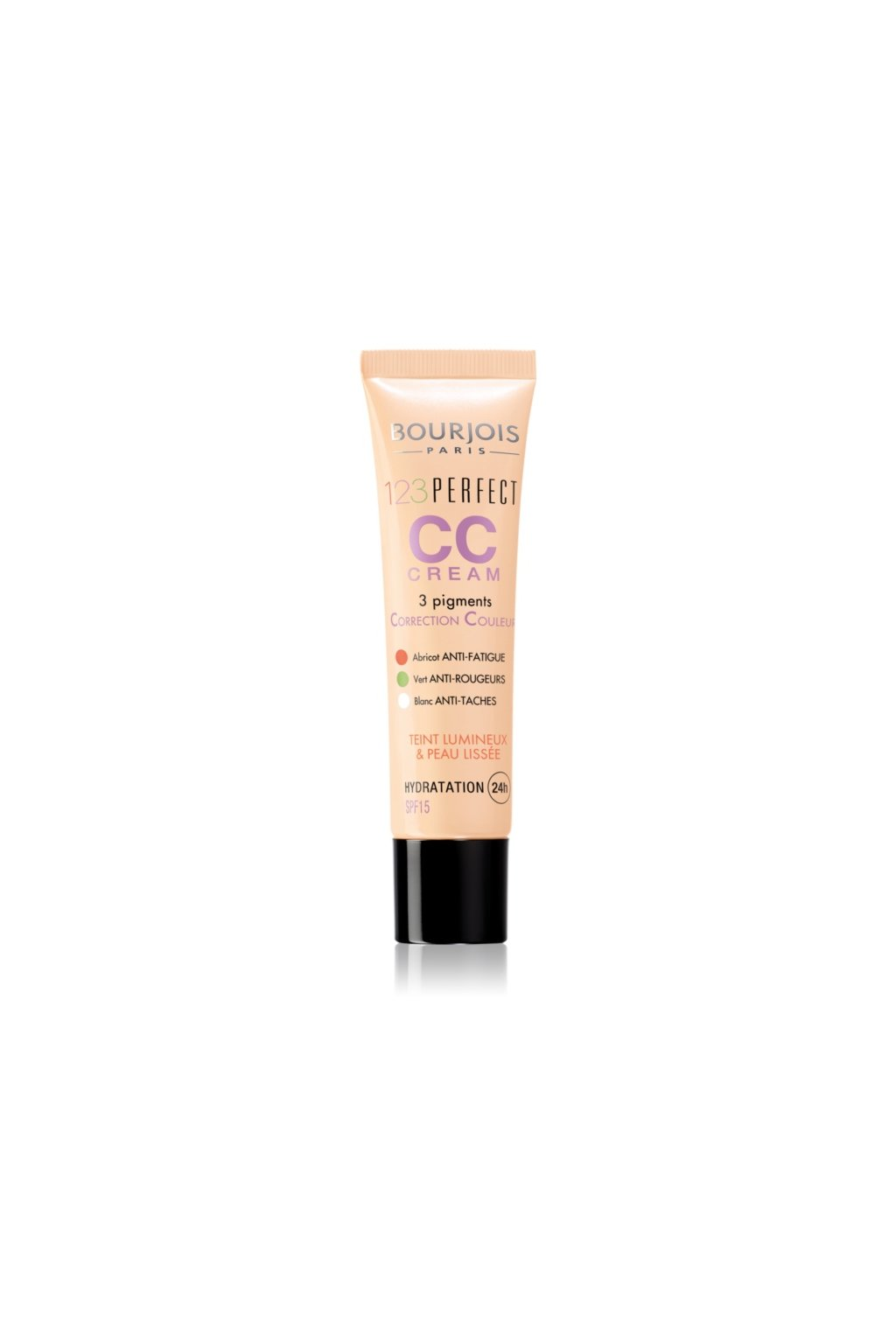 Bourjois 123 Perfect CC Cream  (Odstín Ivory SPF 15 30 ml)