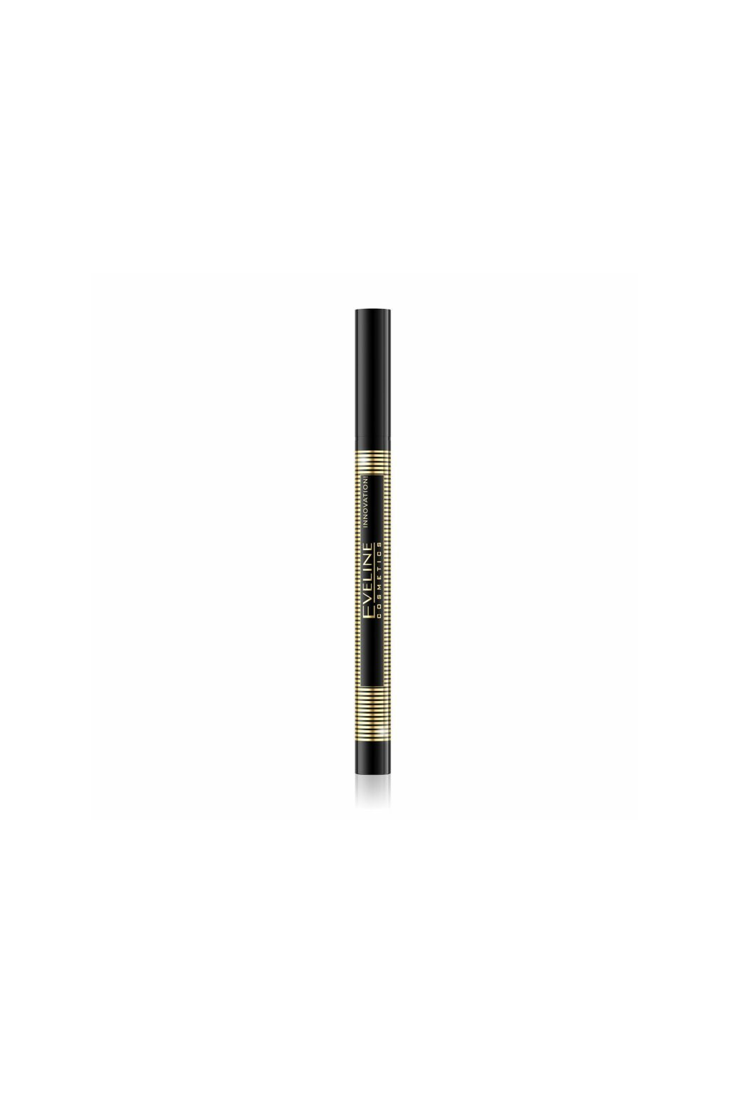 eveline cosmetics precise brusher liner ocni pero odstin black 2 ml