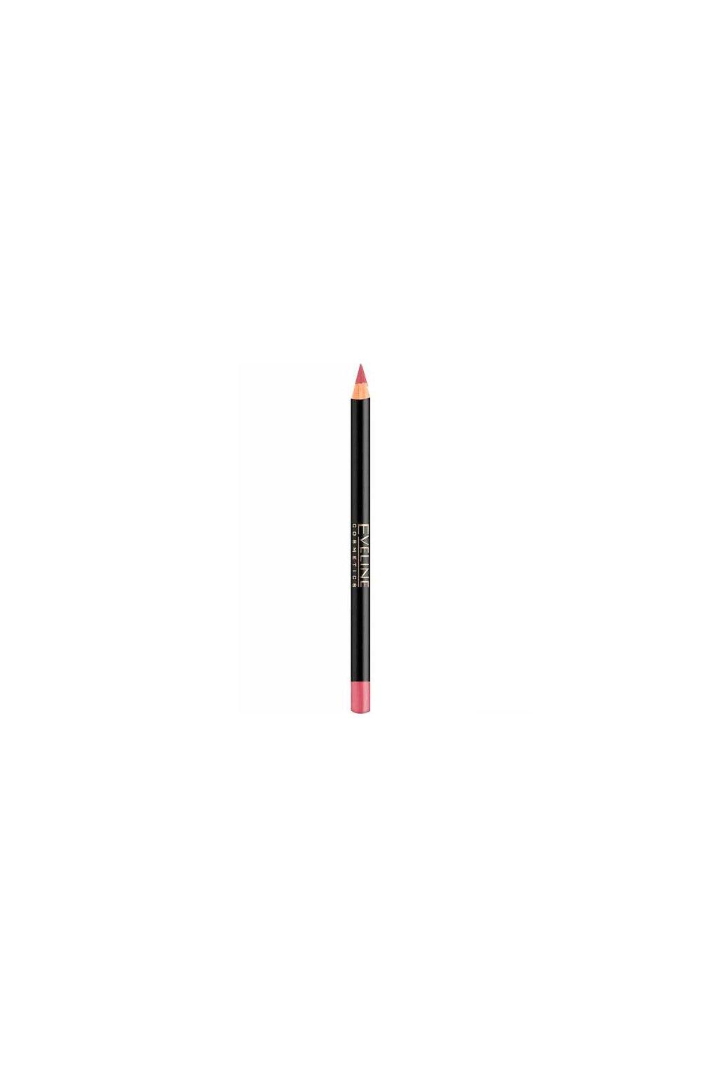 eveline cosmetics maxintense colour lip liner body pink