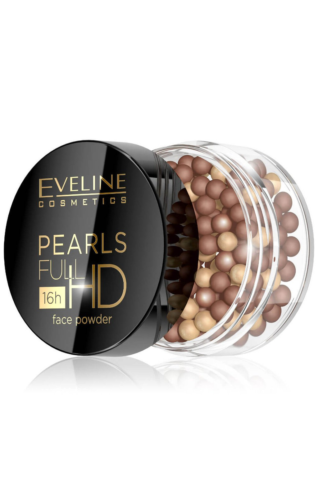 eveline cosmetics full hd pearls barevny pudr bronzing 20g