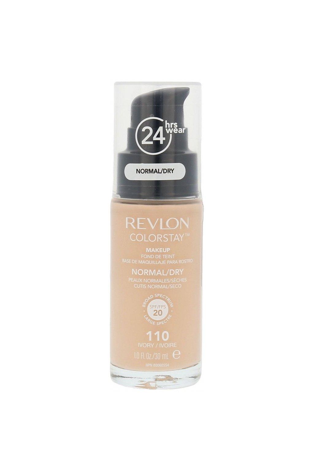 revlon cosmetics colorstay dlouhotrvajici matujici make up spf 15