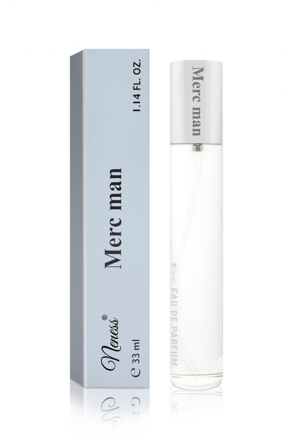 N166 merc man parfemovana voda pro muze 33 ml