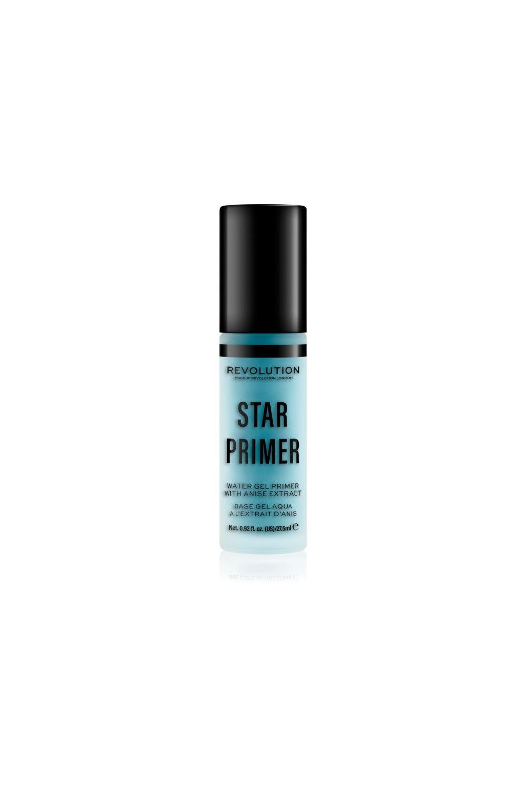 makeup revolution star primer podkladova baze pod make up 27,5 ml