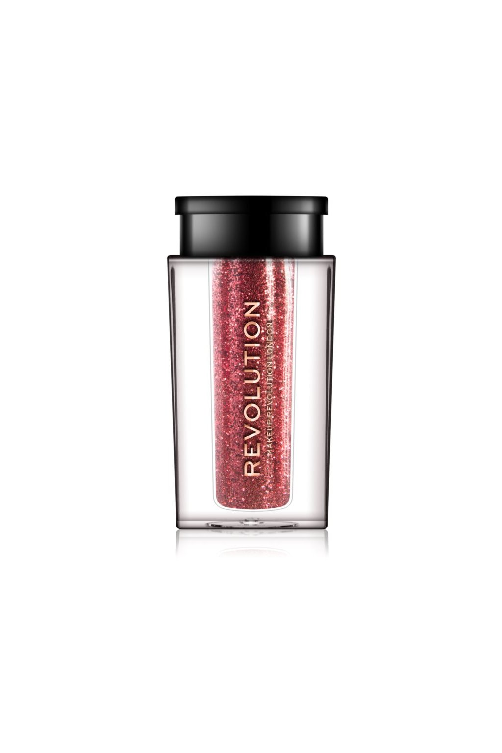 makeup revolution glitter bomb trpytky hall of fame