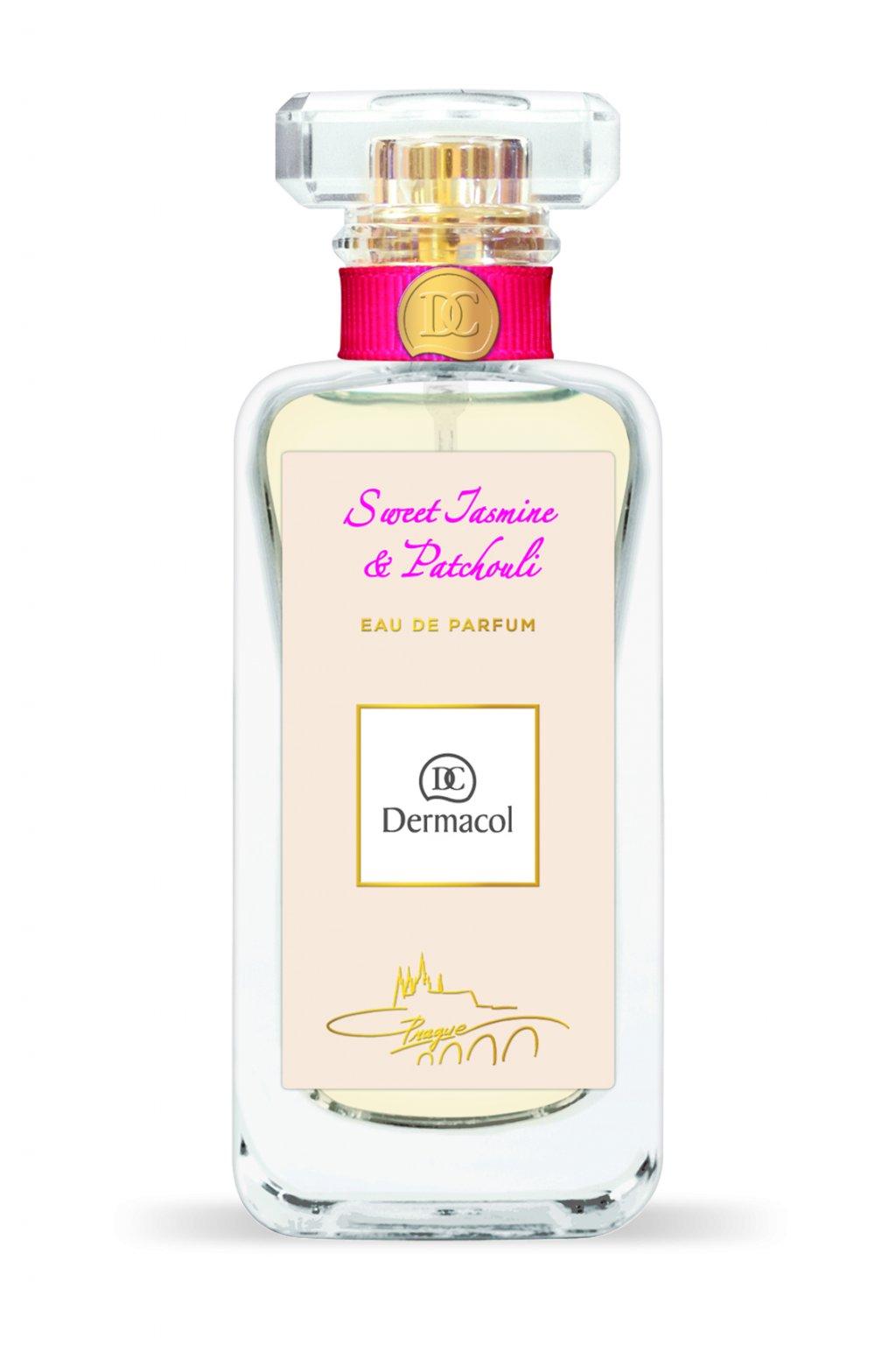 Dermacol Sweet Jasmine Patchouli parfemovana voda pro zeny