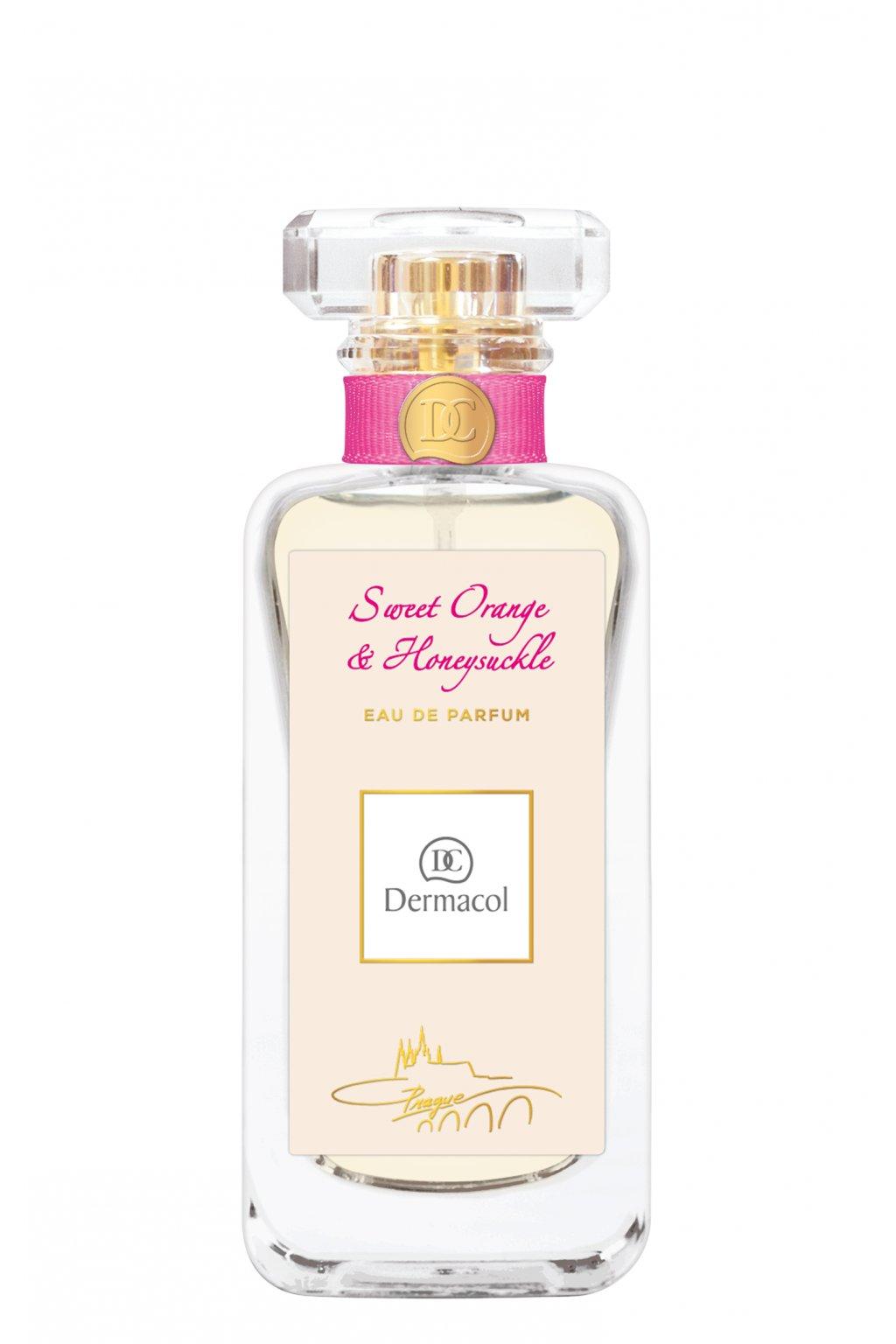 dermacol sweet orange and honeysuckle parfemovana voda pro zeny