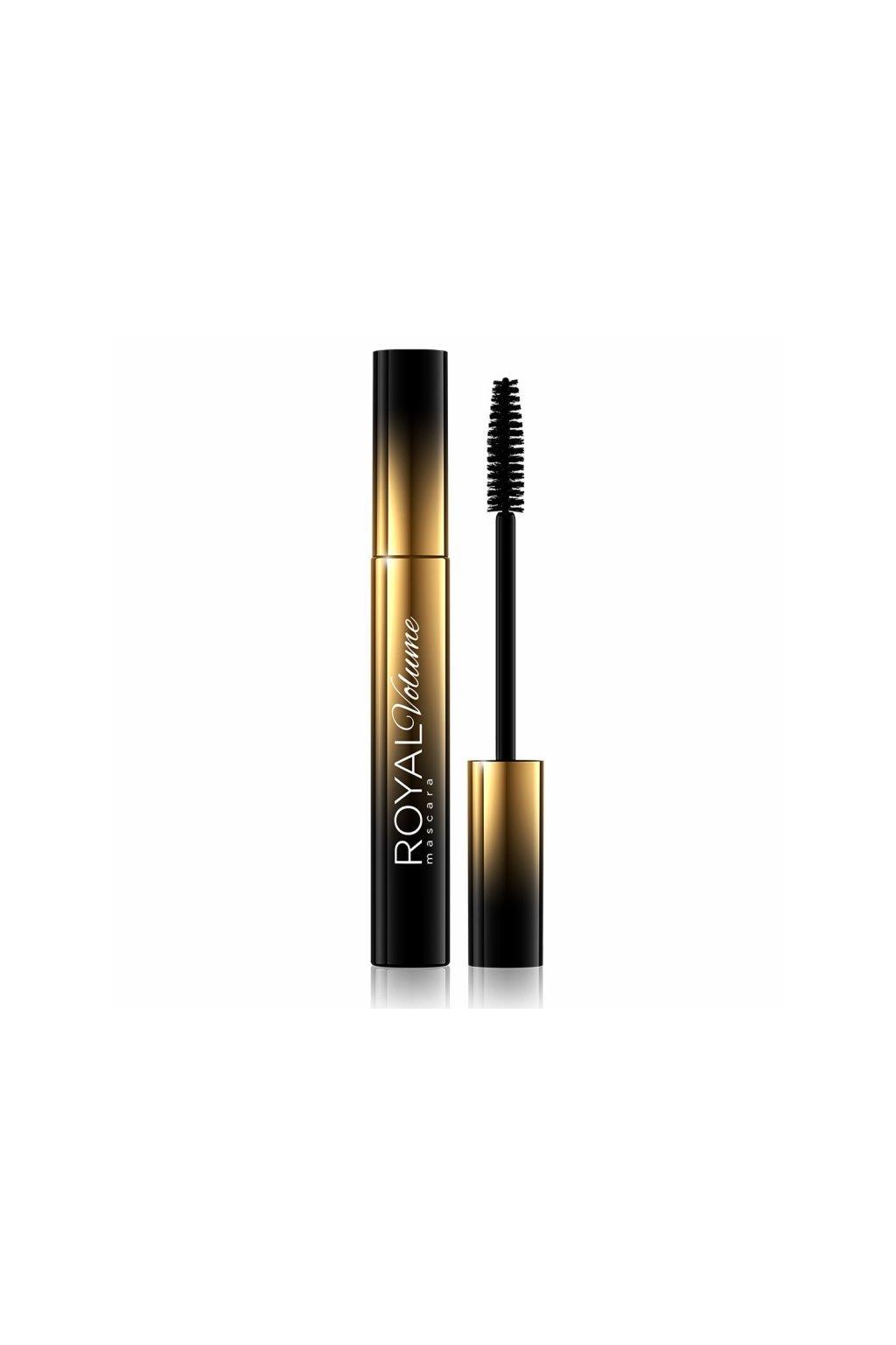 eveline cosmetics royal mascara volume r asenka na objem ras 10 ml