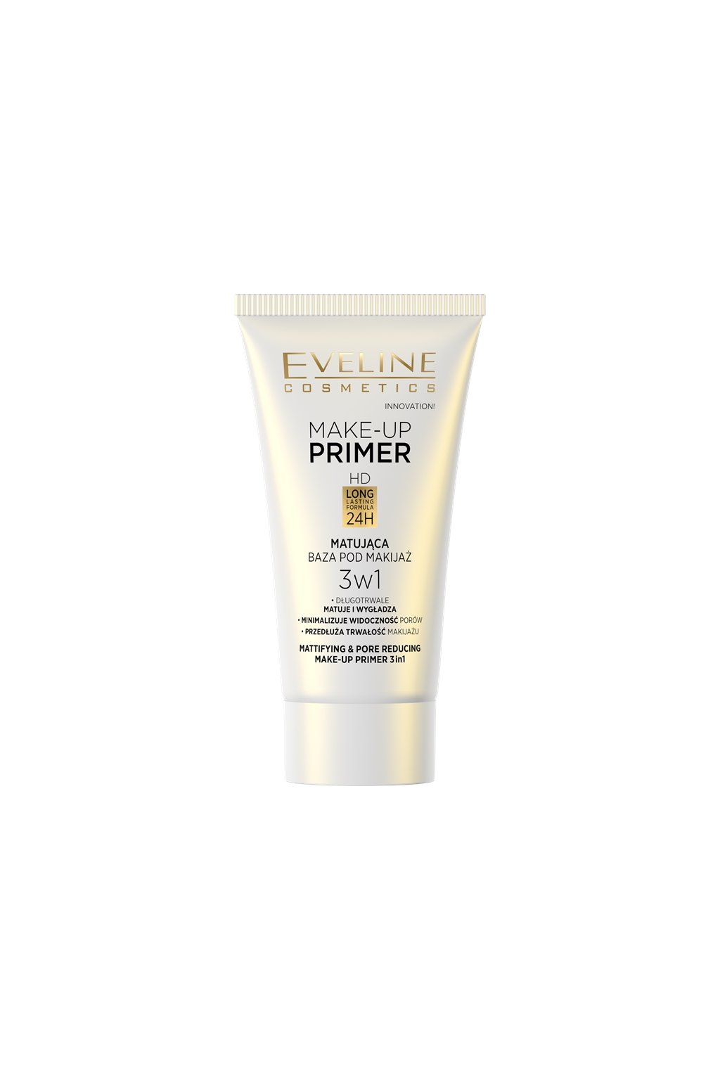 eveline cosmetics make up primer mattifing 30 ml