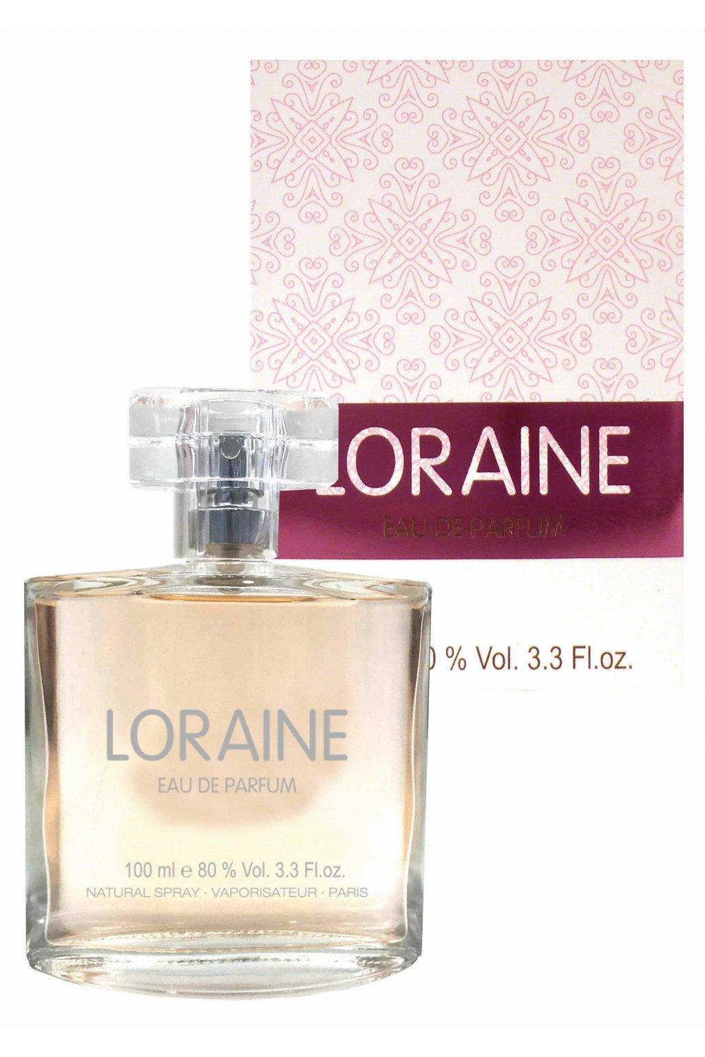 Noblesse Loraine parfémovaná voda pro ženy 100 ml