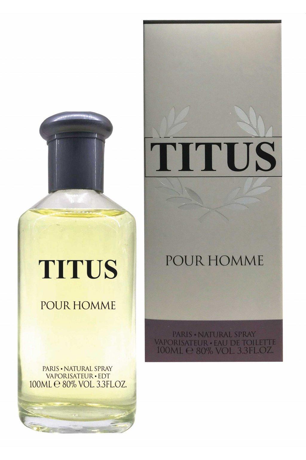 Noblesse Titus toaletní voda pro muže 100 ml