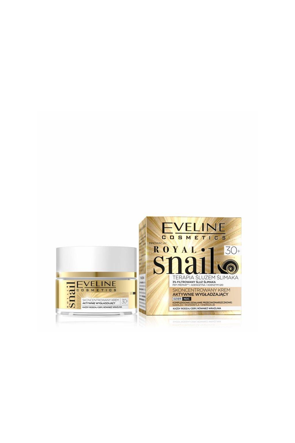 eveline cosmetics royal snail 30 denni nocni pletovy krem 50 ml