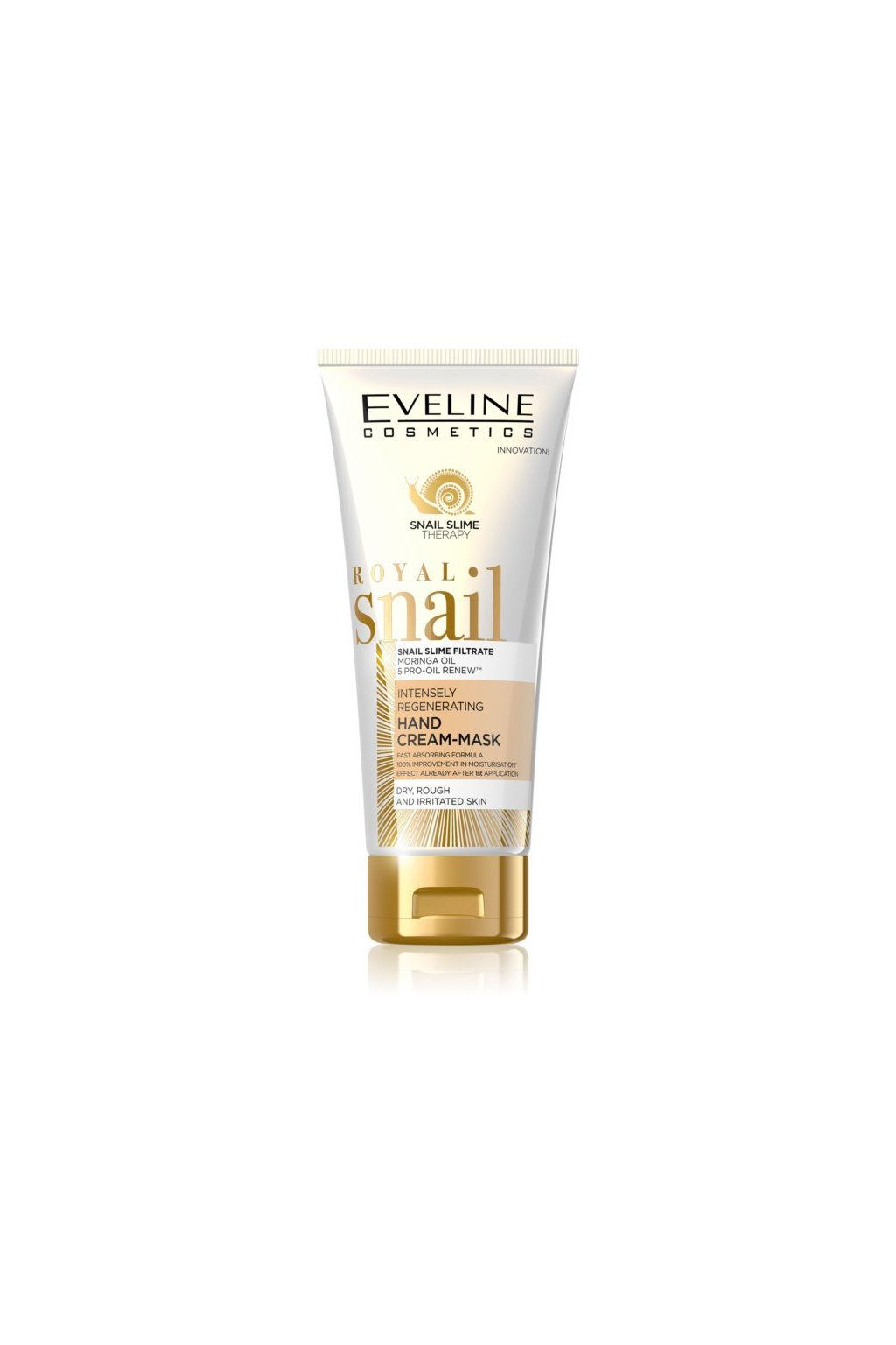 eveline cosmetics royal snail regeneracni krem na ruce