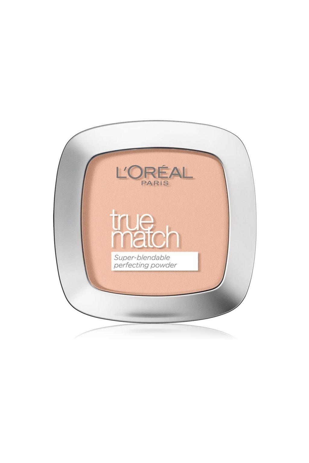 loreal paris true match kompaktni pudr