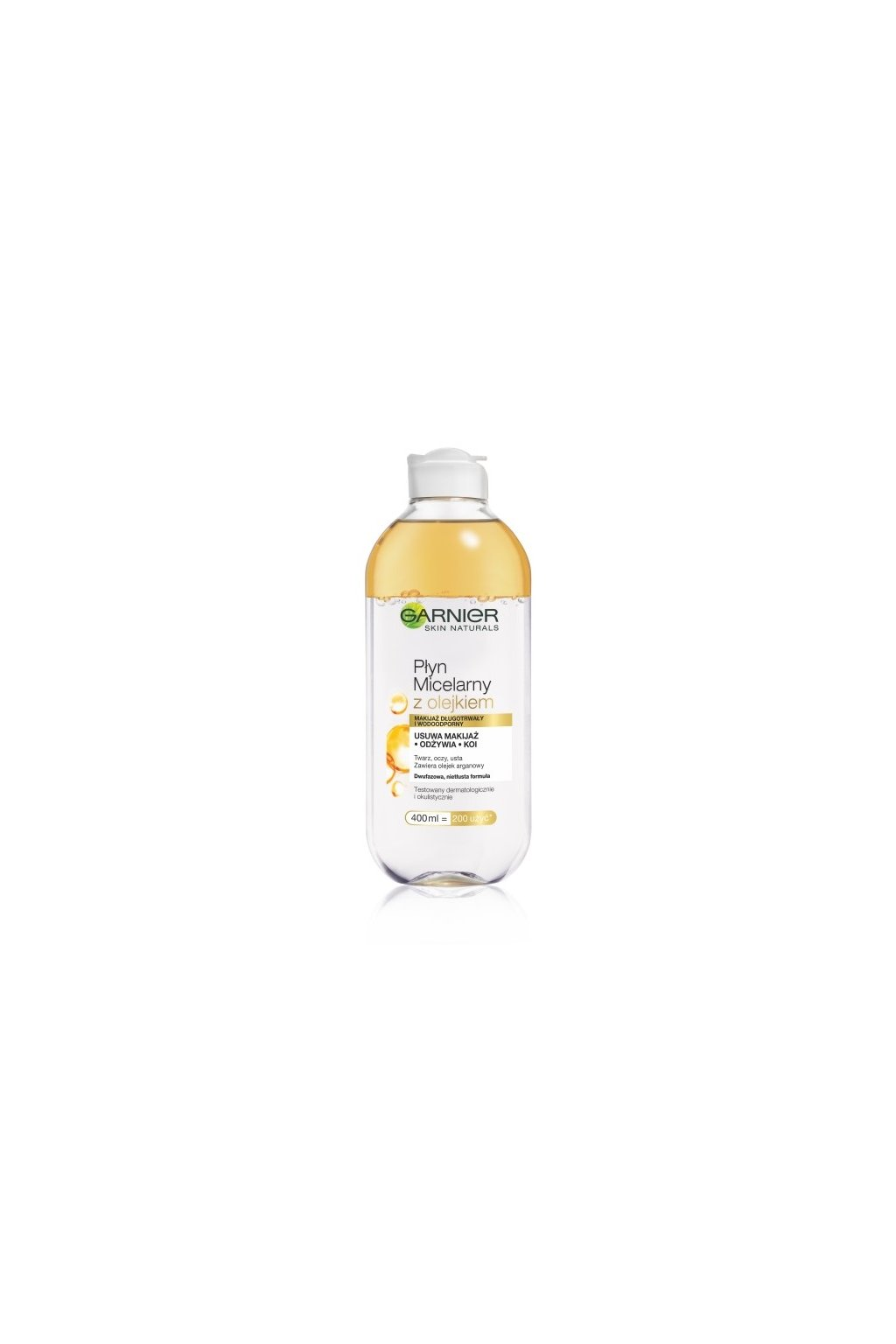 garnier skin naturals micelarni voda s olejem 400ml