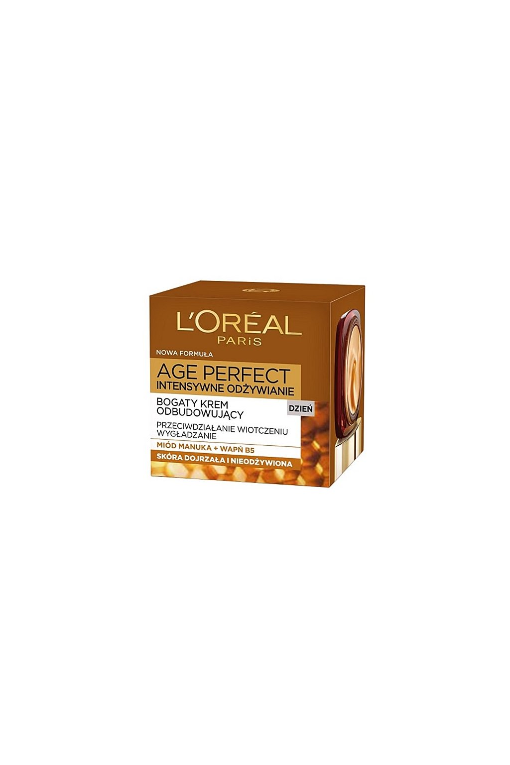 LOREAL AGE PERFECT regenerujici denni krem 60+ 50ml