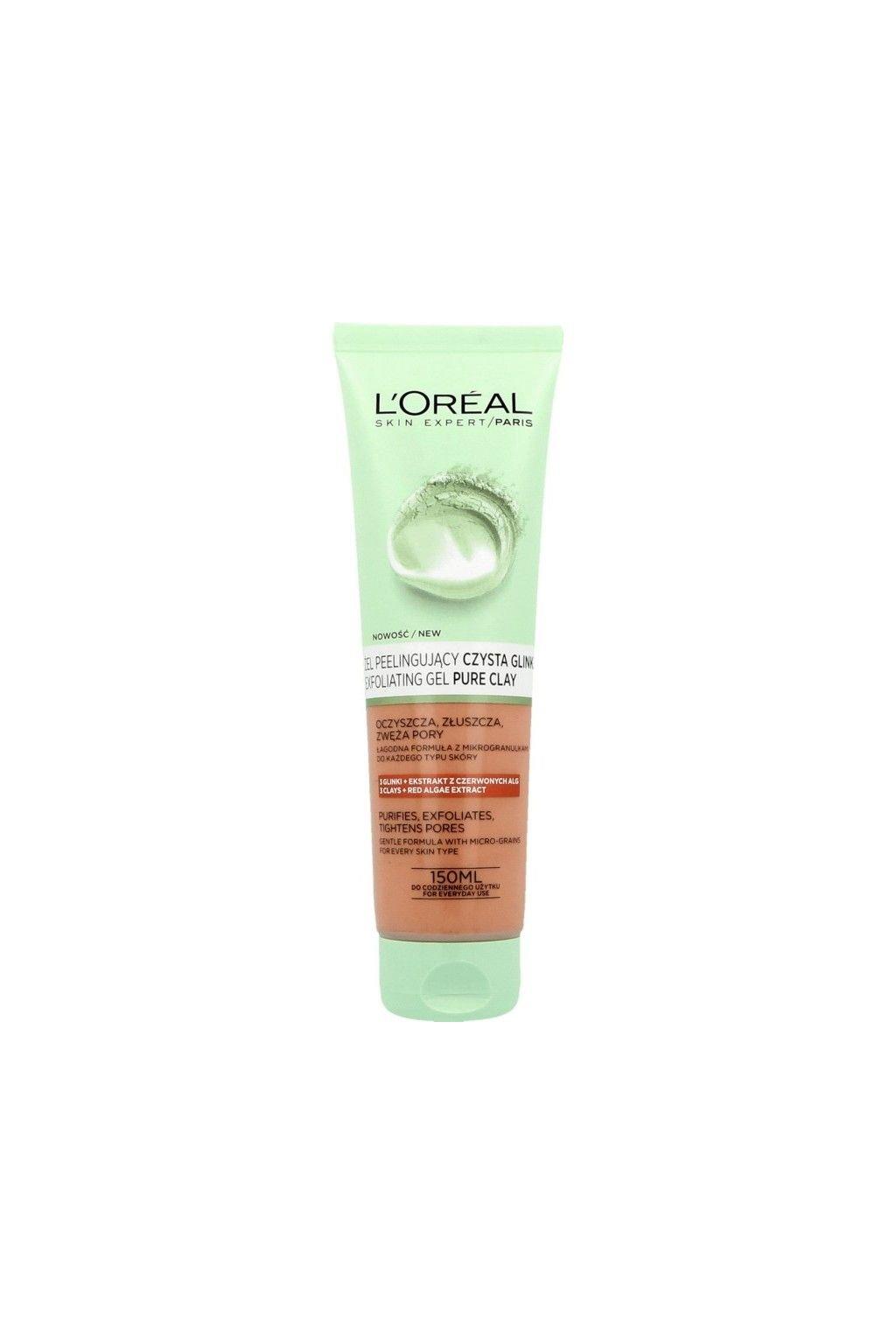 gel cleansing for face l oreal paris skin expert for women 14 150 ml 1
