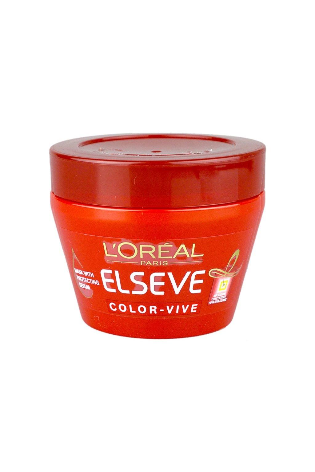 loreal paris elseve color vive maska pro barvene vlasy 22