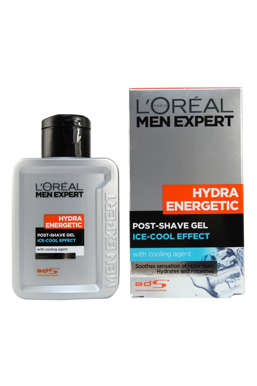 loreal paris men expert hydra energetic gel po holeni