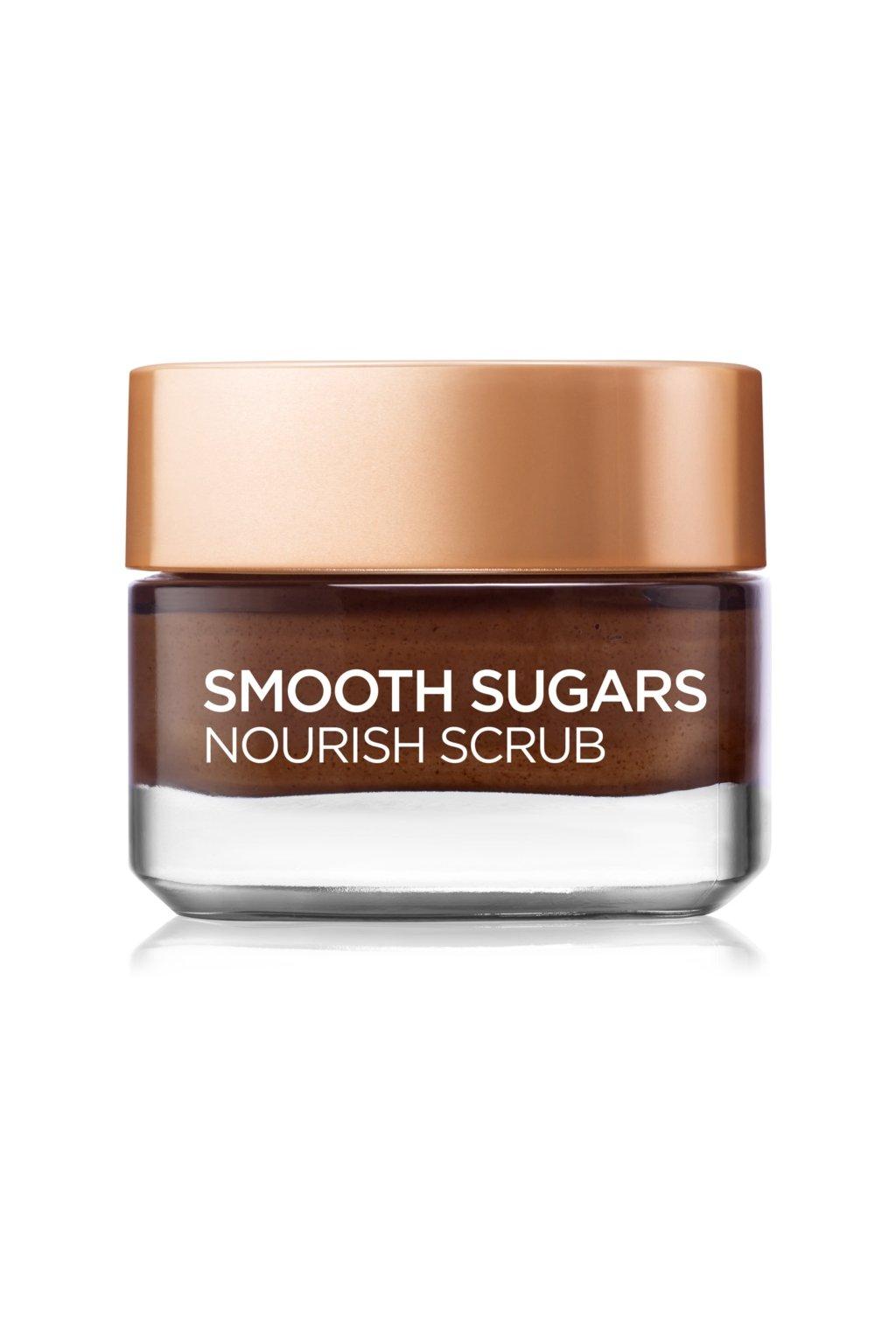 loreal paris smooth sugars scrub peeling pro vyhlazeni a vyzivu pleti 8