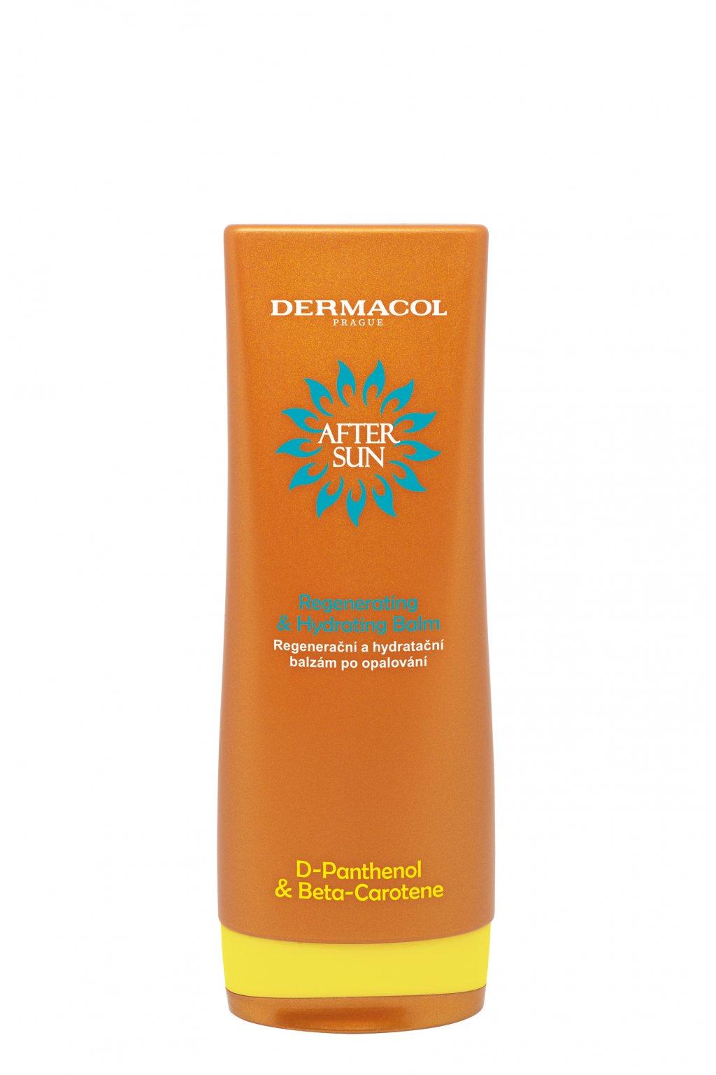dermacol after sun chladivy balzam po opalovani 200 ml