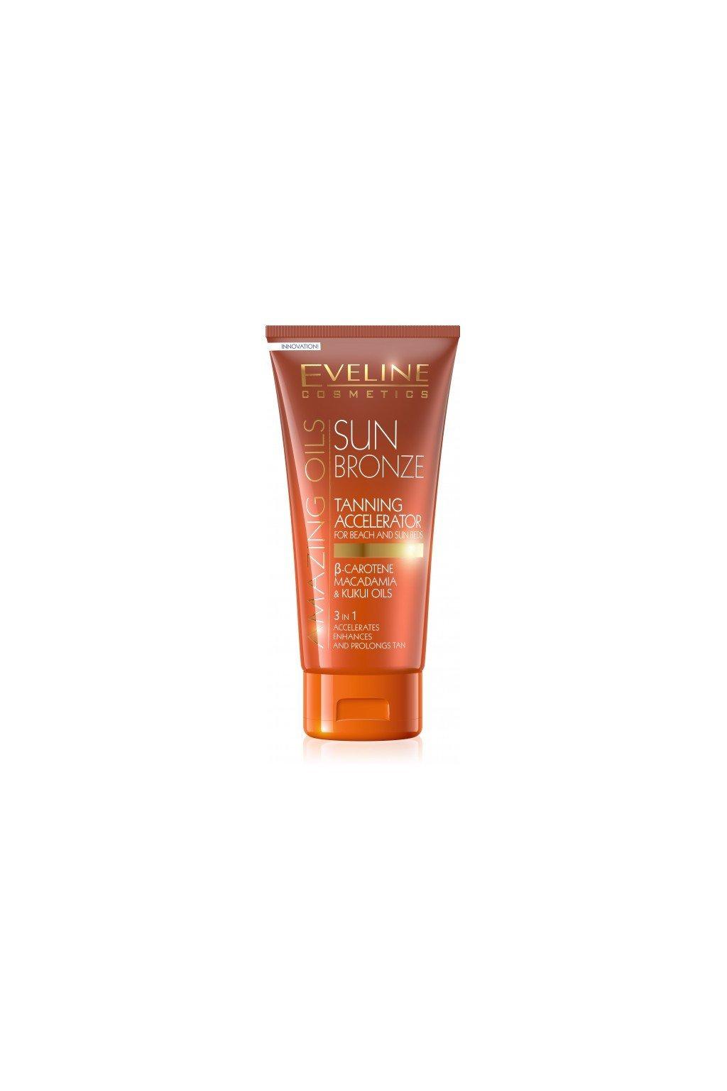 Eveline cosmetics sun care Urychlovac opaleni 150 ml
