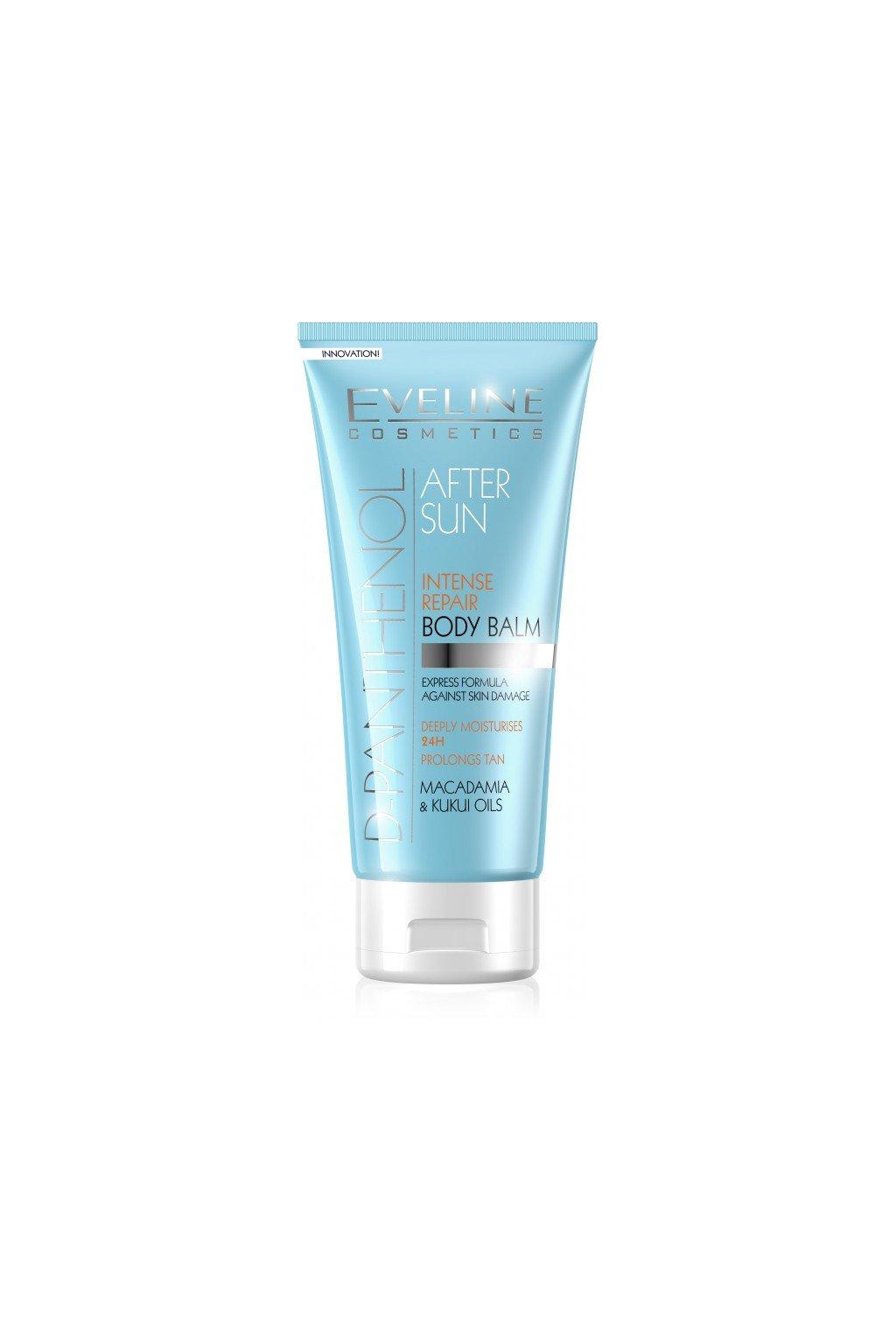 eveline cosmetics sun care intense repair hydratacni gel po opalovani