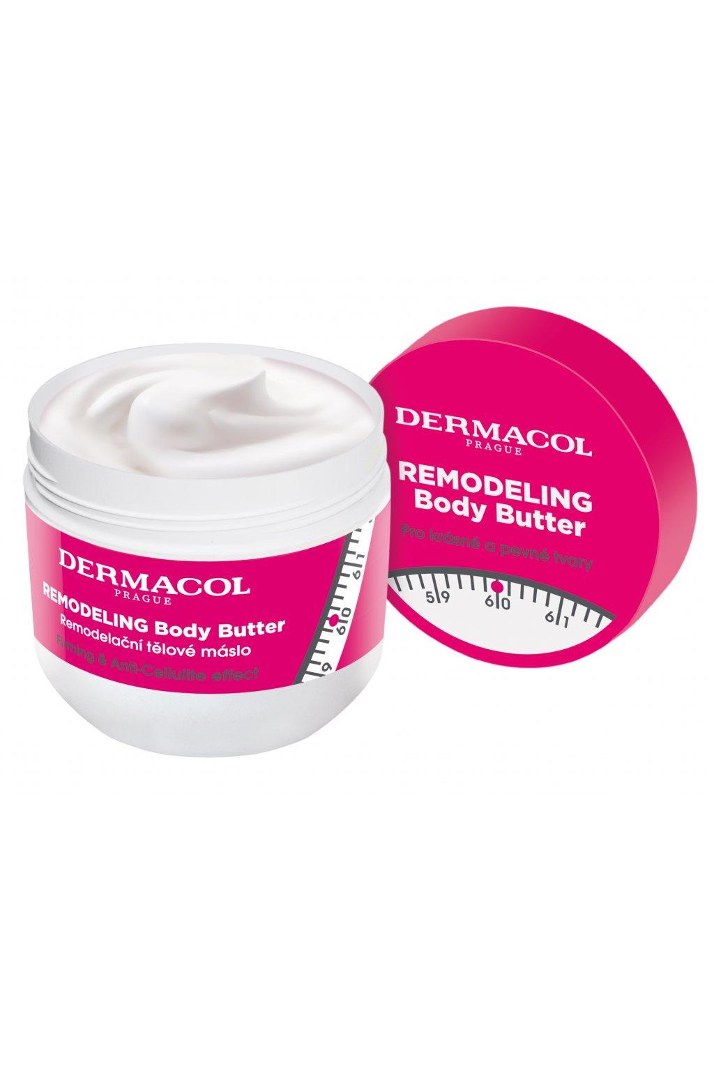dermacol body butter remodelacni telove maslo 300 ml