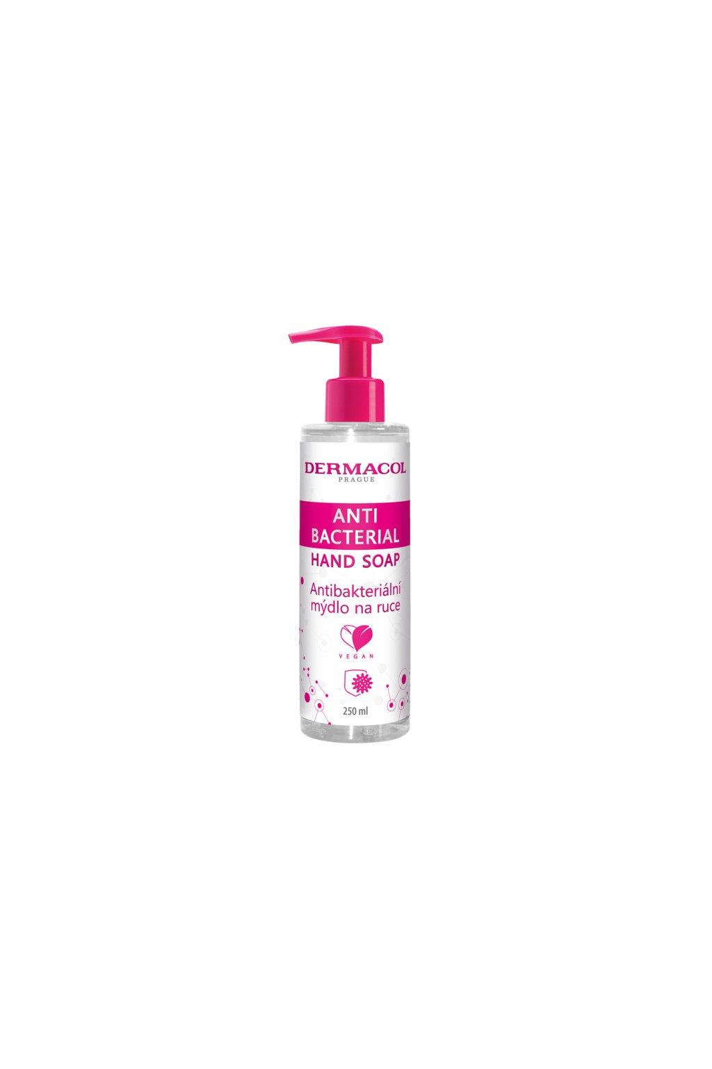 dermacol Antibakterialni mydlo 250 ml